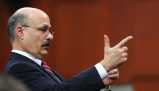 Expert: Evidence suggests Martin was atop Zimmerman during shooting