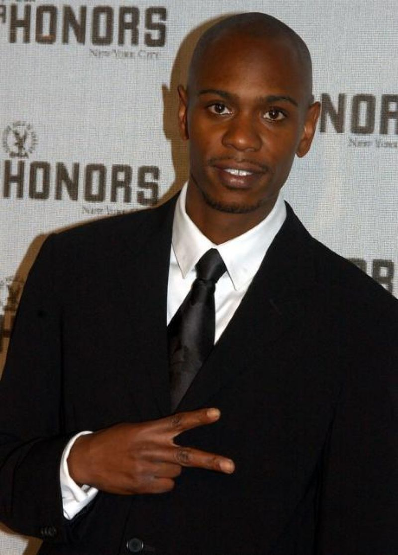 Commedian Dave Chappelle
