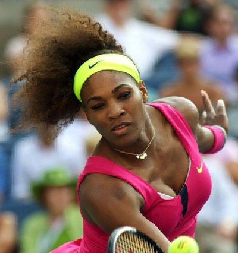 Serena Williams repeats as Madrid Open champion