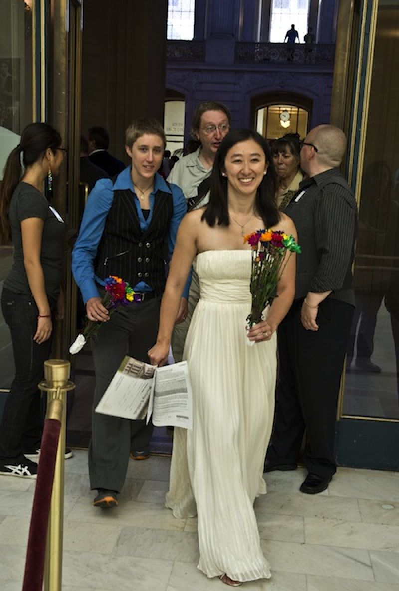 Prop 8 proponents go back to court to try to stop same-sex marriages