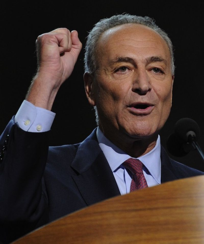 Schumer Kelly want security screenings changed at Statue of Liberty