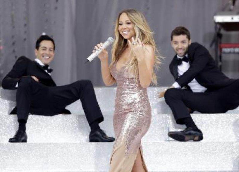Mariah Carey confirms American Idol exit