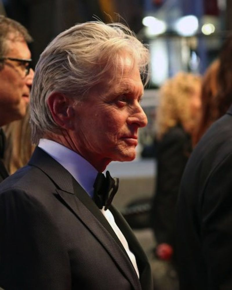 Michael Douglas Oral sex not smoking or drinking caused my cancer