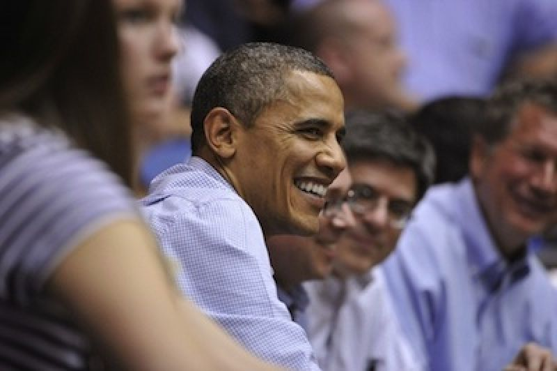 Obama picks Indiana to win NCAA tourney